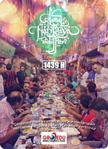 Selamat Idul Fitri 2018_Groedu
