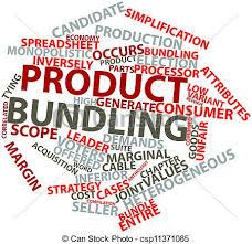 bundling graphic